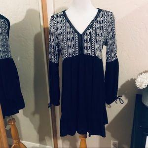 Xhilaration boho dress size M